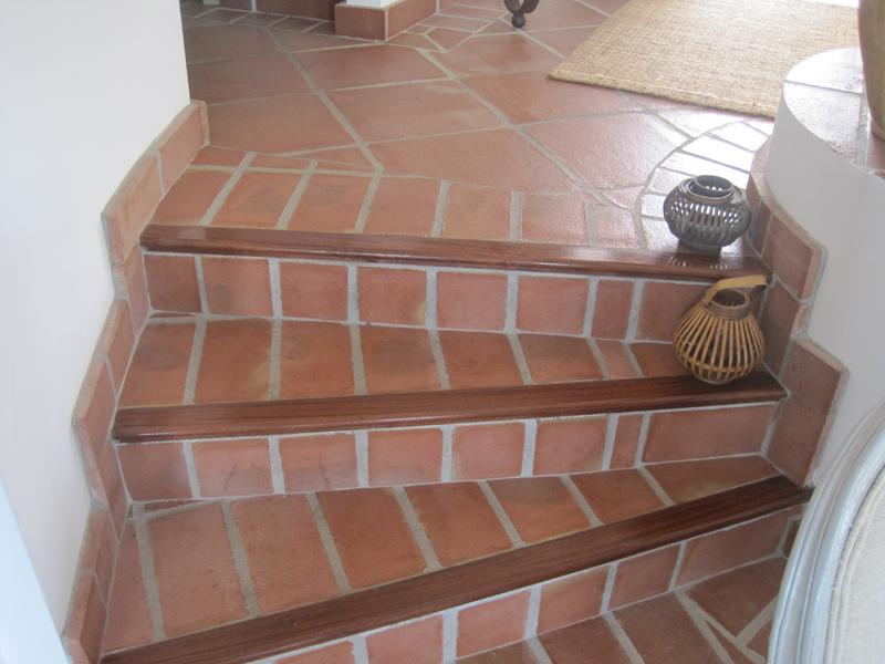Proyectos r sticos lobillo for Escaleras de madera rusticas