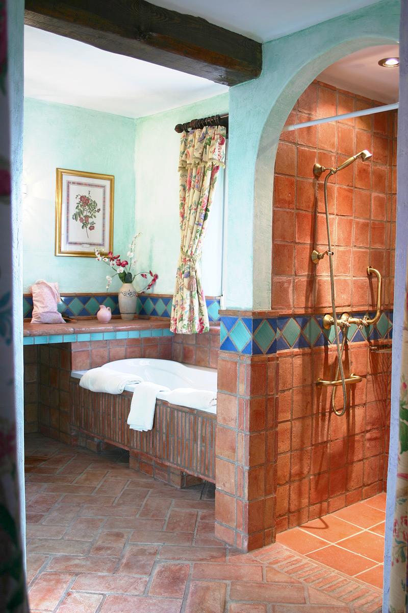 Proyectos r sticos lobillo - Baldosas cuarto de bano ...