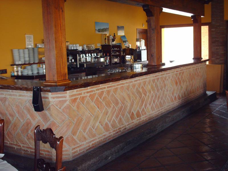 Proyectos r sticos lobillo for Barras para bar rusticas