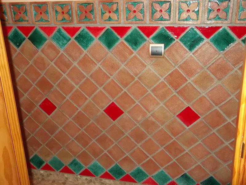Proyectos r sticos lobillo - Cenefas para pasillos ...