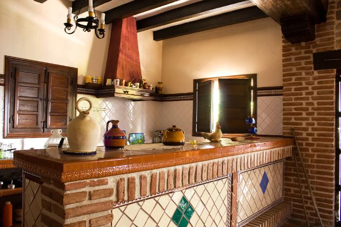 Un producto con historia r sticos lobillo - Como disenar una cocina rustica ...